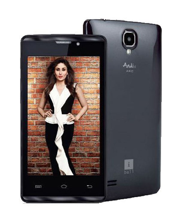 iBall Andi 4F ARC 3 Smartphone Full Specification