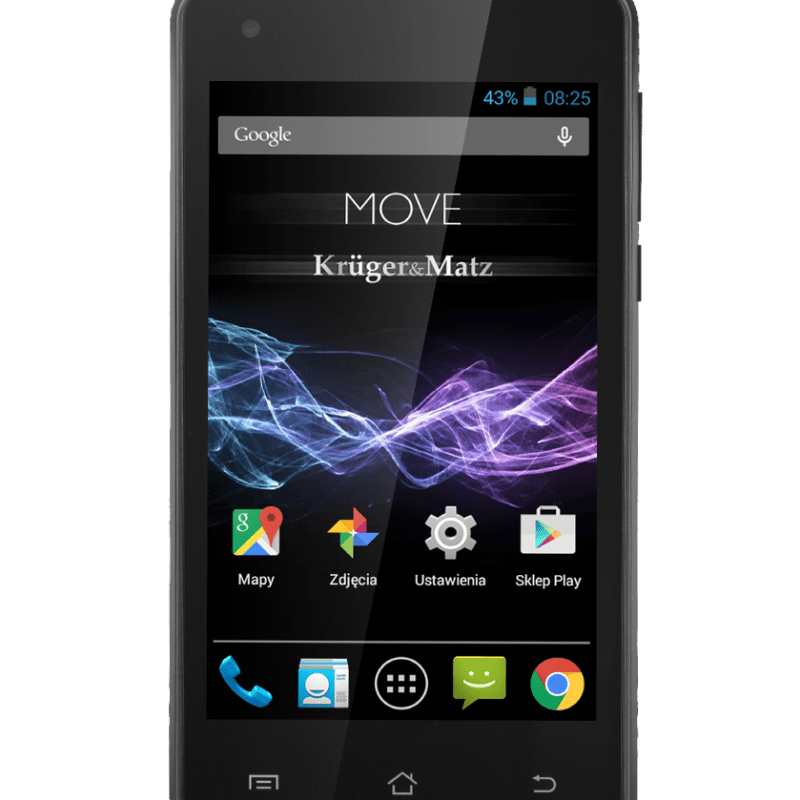 Kruger& Matz Move 3 Smartphone Full Specification