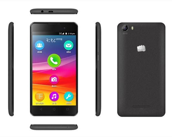 Micromax Canvas Spark 2 Smartphone Specification