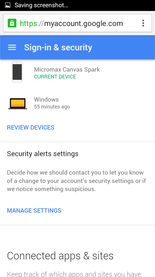 Android Security for your Mobile smartphone or tablet