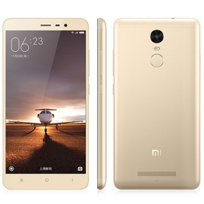 XIAOMI REDMI Note 3 (32GB) Smartphone Full Specification