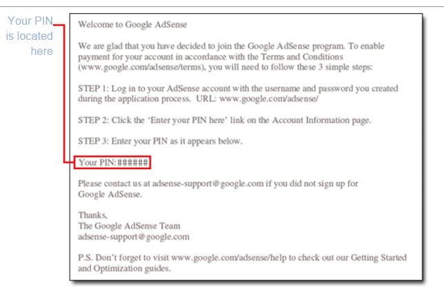 How to Change Payee Payment Address with Google Adsense