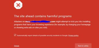 Easy solution if website not recovered from Google security warning