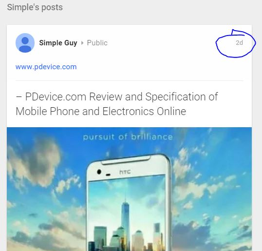 How to Edit and Delete Published pOST OF Google Plus