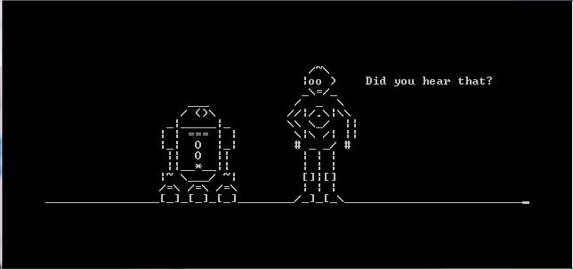 Watch Star Wars In Command Prompt 1