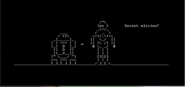 Watch Star Wars In Command Prompt 3