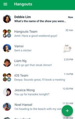 Google Hangouts for iOS Can Now Make FREE Phone Calls in CANADA, USA