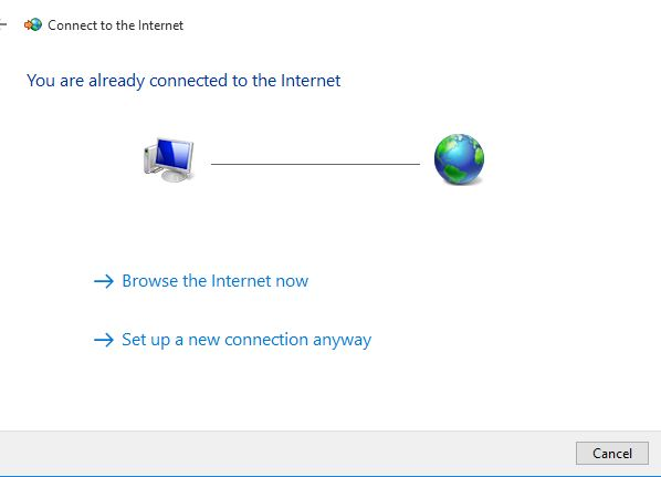 How To Configure and Use Dial-Up Connections