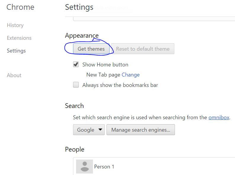 How to Add new best theme into Google chrome browser