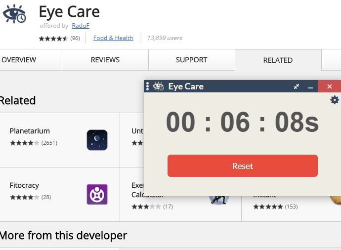 How to Protect eye from computer using desktop apps