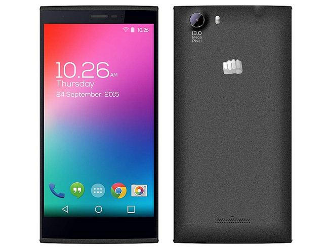 Micromax Canvas Amaze 4G Q491 Smartphone Full Specification