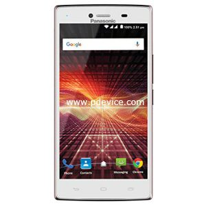 Panasonic Eluga Turbo Smartphone Full Specification
