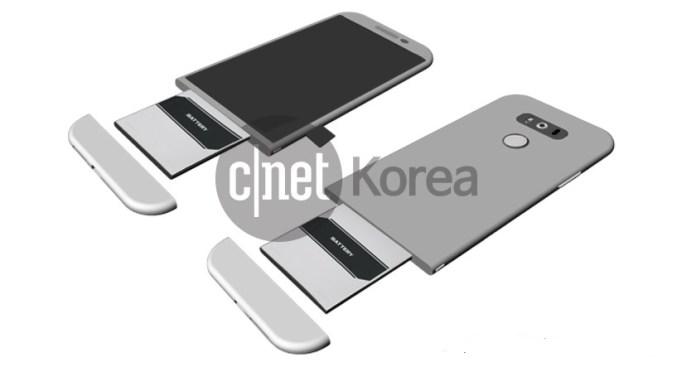 Phablet LG G5