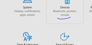 Mouse - Set Left or Right Button as Primary in Windows 10 OS