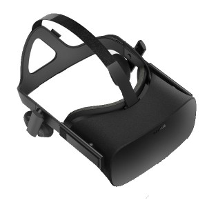 Oculus Rift Virtual Reality Headset Specifications
