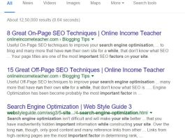 On-Page SEO Factors- Which Ones Have the Most Impact