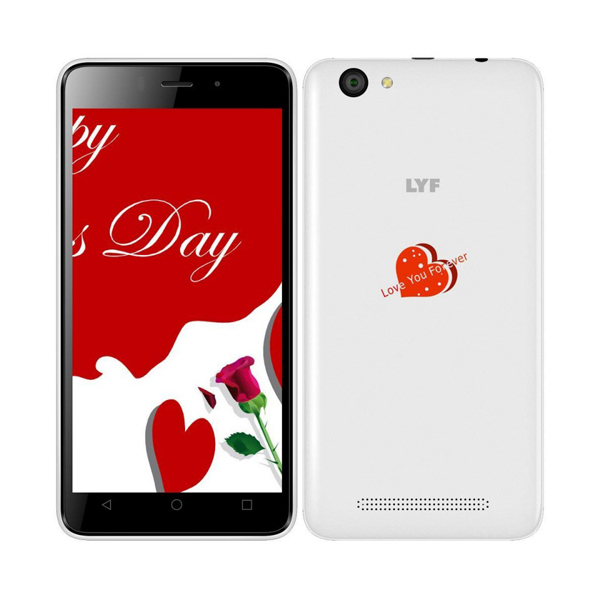 Reliance LYF Wind 6 4G Smartphone Full Specification