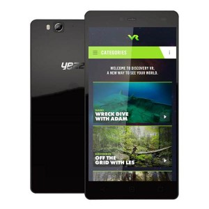 Yezz Andy 5.5T LTE VR Smartphone Full Specification