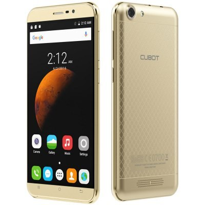 CUBOT Dinosaur 4G Phablet Smartphone Full Specification