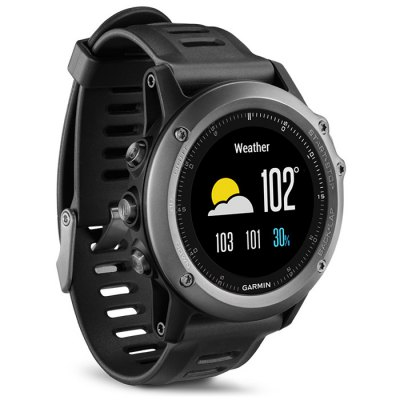 Garmin Fenix 3 Sapphire GPS Smartwatch Full Specification