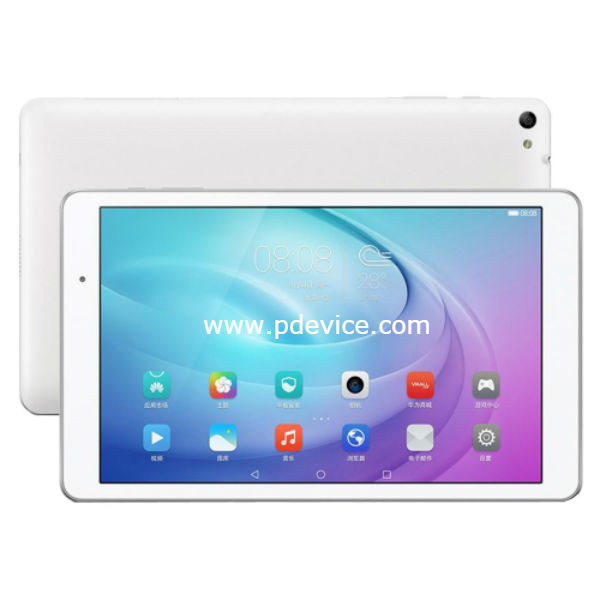 Huawei MediaPad T2 10 Pro 4G LTE Tablet Full Specification