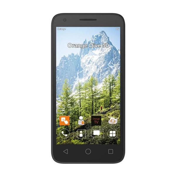 Orange Dive 50 Smartphone Full Specification