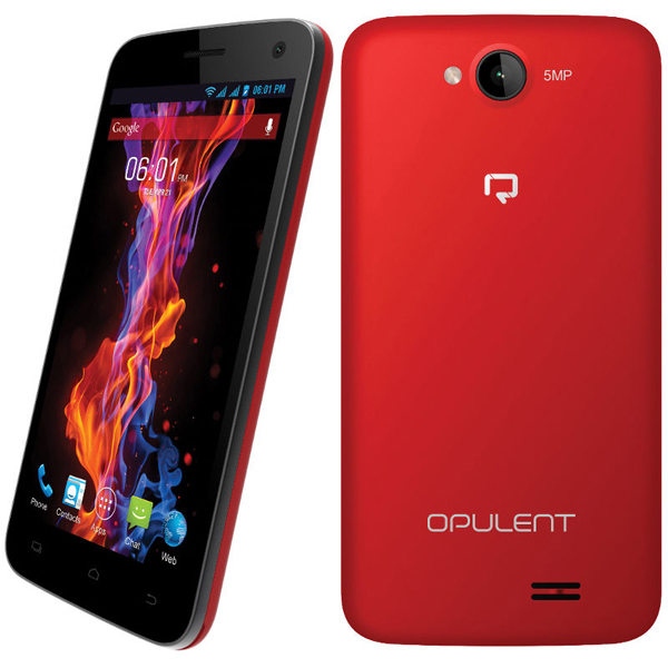 Reach Opulent Smartphone Full Specification