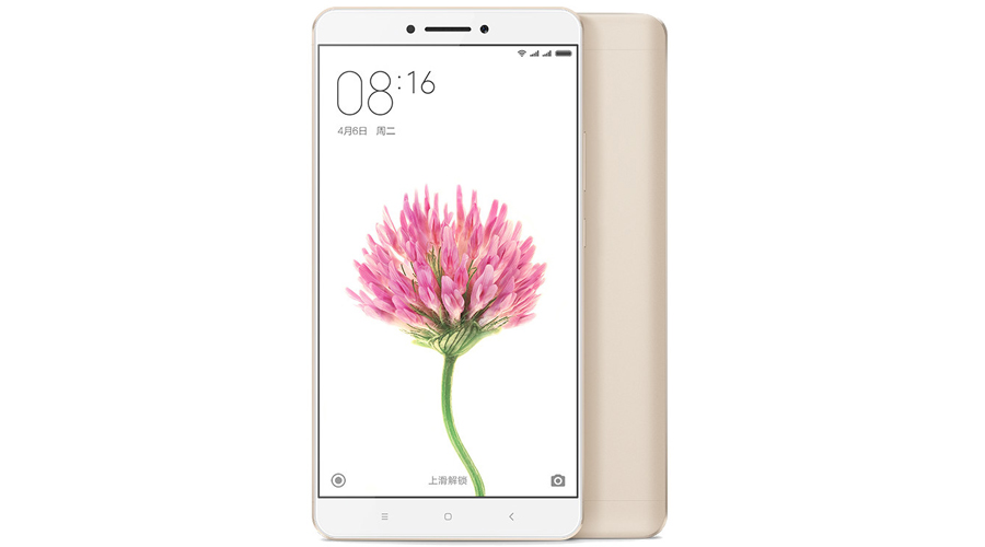 Xiaomi Mi Max 6.44 inches Phablet's Specs, Features, and ...