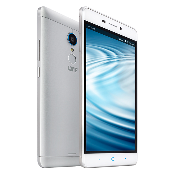 Reliance Lyf Water 7 Smartphone Full Specification