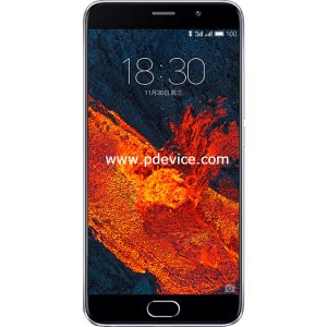 Meizu Pro 6 Plus 128GB Smartphone Full Specification