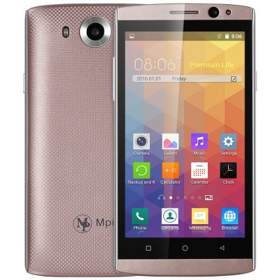 Mpie MG5 Smartphone Full Specification