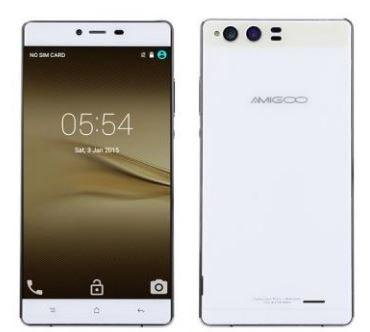 AMIGOO R900 Smartphone Full Specification