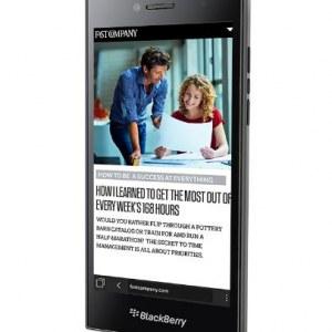 BlackBerry Leap Smartphone Full Specification