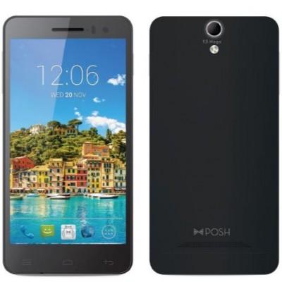 Posh Titan Max HD E550 Smartphone Full Specification