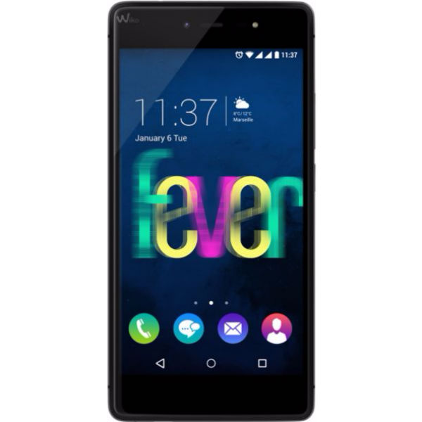 Wiko Fever 4G Smartphone Full Specification