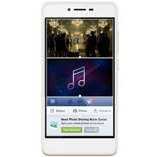 Intex Cloud Tread Smartphone Full Specification