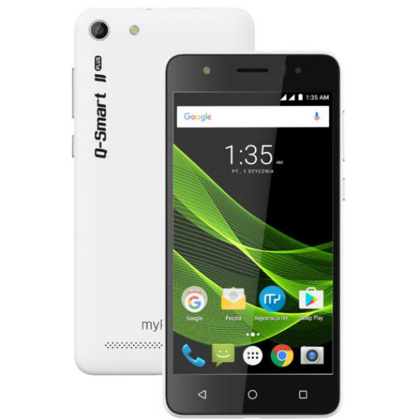 myPhone Q-Smart II Plus Smartphone Full Specification