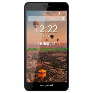 Verykool Maverick 3 Jr S5524 Smartphone Full Specification