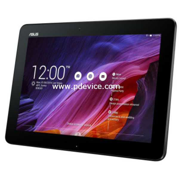 ASUS Transformer Pad TF103C Tablet Full Specification