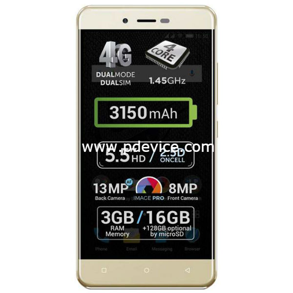 Allview V2 Viper Xe Smartphone Full Specification