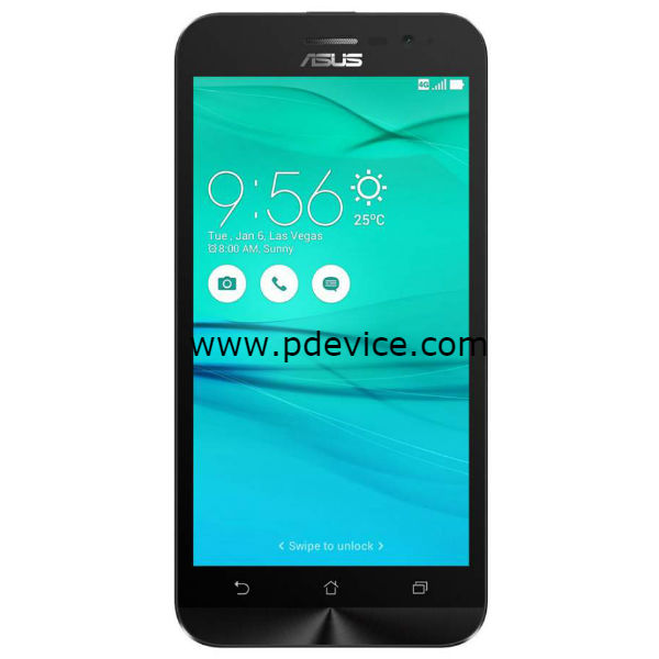 Asus ZenFone Go ZB500KG Smartphone Full Specification