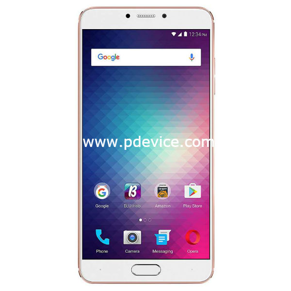 BLU Vivo 6 Smartphone Full Specification