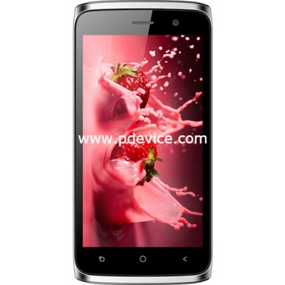 Bluboo Mini Smartphone Full Specification