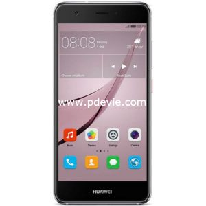 Huawei Nova CAZ-AL10 Smartphone Full Specification
