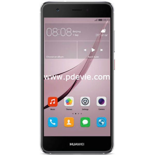 Huawei Nova CAZ-AL10 Smartphone Full Specification