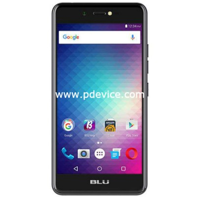 BLU Studio G Max Smartphone Full Specification