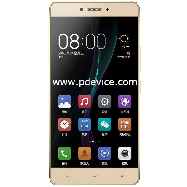 Gionee M6 Lite Smartphone Full Specification