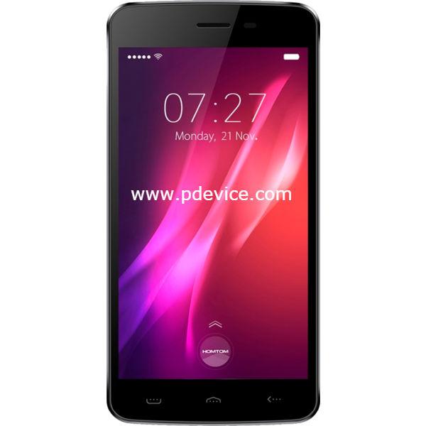 HomTom HT27 Smartphone Full Specification