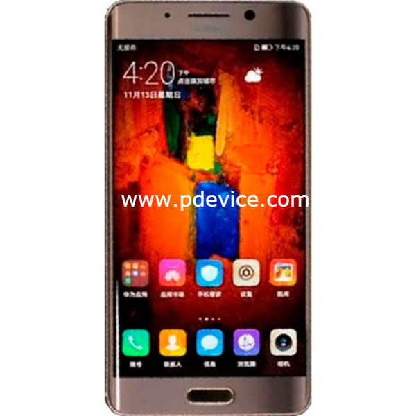 Huawei Mate 9 Pro Smartphone Full Specification