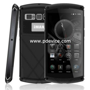 IMAN Victor 4G Smartphone Full Specification